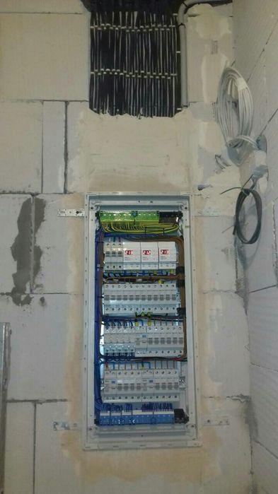 Електромонтажні роботи, електромонтажник, електрик, инжинер-електрик