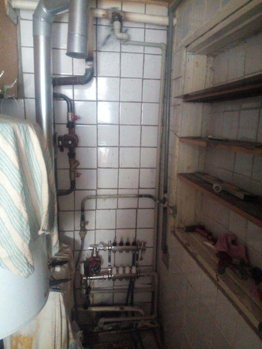 Сантехнік не дорого, монтаж опалення, тепла підлога, установка котлів