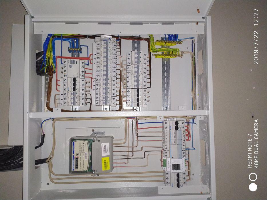 Шукаю роботу електрика