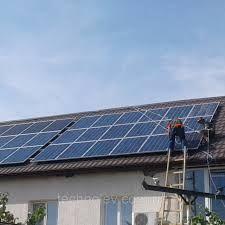 Сонячні електростанції - проектування та встановлення
